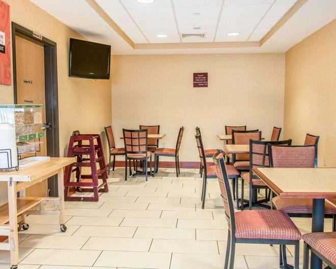 Quality Inn Near Interstate I94 - New Buffalo - Restaurant