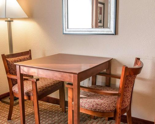 Quality Inn Near Interstate I94 - New Buffalo - Dining room