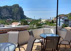 De Loft Hotel - Ao Nang - Balcony