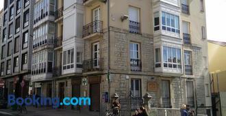 Hostal del Arquitecto - Vitoria - Edificio