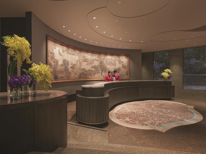 Shangri-La's Far Eastern Plaza Hotel Taipei - Taipei - Reception