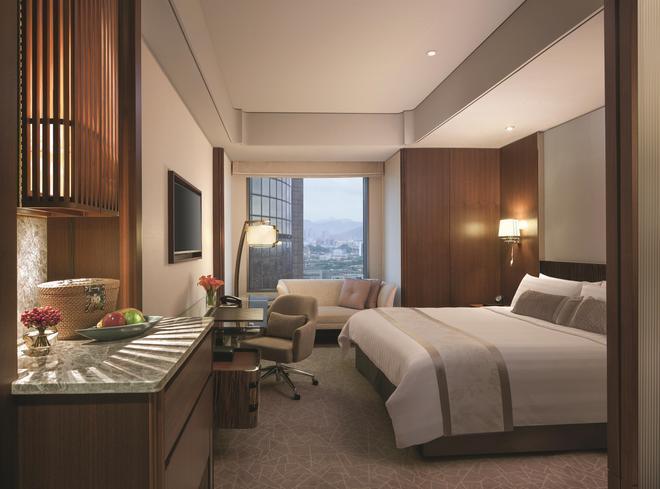 Shangri-La's Far Eastern Plaza Hotel Taipei - Taipei - Bedroom