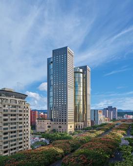 Shangri-la's Far Eastern Plaza Hotel, Taipei - Taipé - Edifício