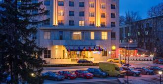 Radisson Blu Leogrand Chisinau - Quichinau - Edifício