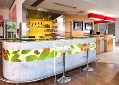 宜必思尚品維多莉亞普拉亞都坎都酒店 - 維多利亞 - 維多利亞(巴西) - 酒吧