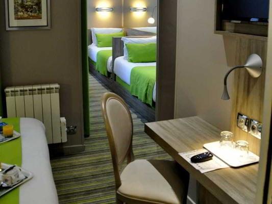 弗羅里多埃托伊爾酒店 - 巴黎 - 巴黎 - 客廳