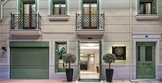 Estia boutique apartments - Athens - Building