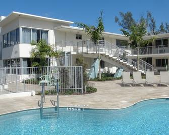 Tranquilo A North Beach Village Resort Hotel - Fort Lauderdale - Pool
