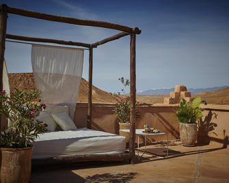 Riad Caravane - Aït Ben Haddou - Балкон