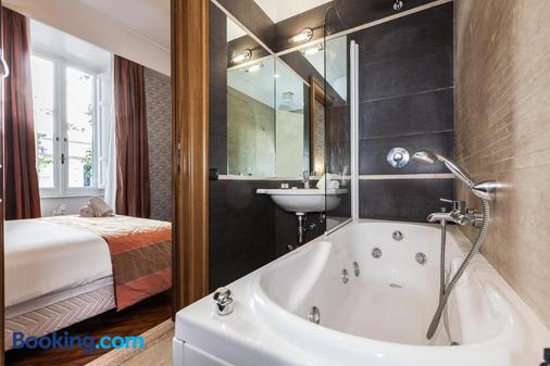 Suite Beccaria in Piazza del Popolo - Rome - Bathroom