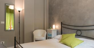帝阿圖羅旅館 - 維羅那 - 臥室