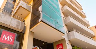 Hotel Ms Alto Prado Superior - Barranquilla - Bygning