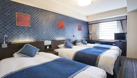 Via Inn Asakusa - Tokyo - Bedroom