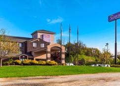 Sleep Inn & Suites Kingsport Tricities Airport - Kingsport - Rakennus