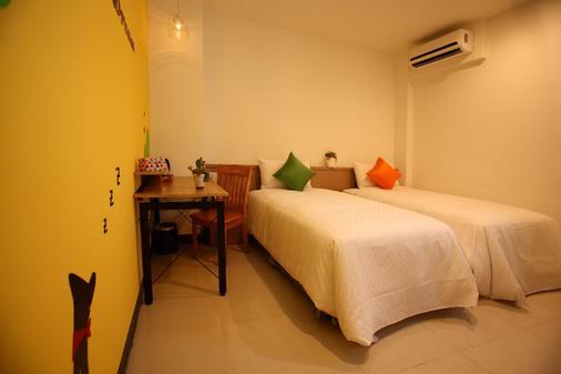 Xin Yi Hotel - Chiayi City - Bedroom