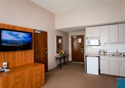 Coast Hotel & Convention Centre Langley City - Langley - Makuuhuone