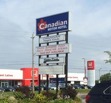 Canadian Motor Hotel