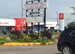 Canadian Motor Hotel - Sault Ste Marie - Κτίριο