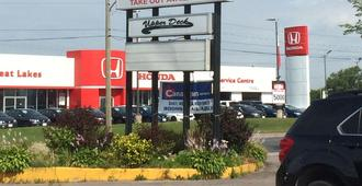 加拿大汽車旅館 - Sault Ste. 馬力 - 蘇聖瑪麗