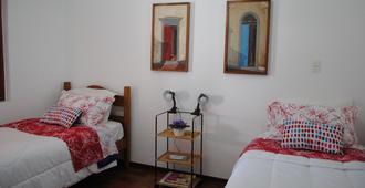 Corona Hostel - Poços de Caldas - Bedroom