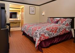 Americas Best Value Inn Pasadena Arcadia - Pasadena - Bedroom