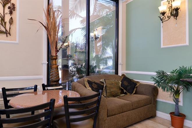 Americas Best Value Inn Pasadena Arcadia - Pasadena - Lobby