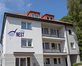 Willanest - Mielno (Zachodniopomorskie) - Budynek