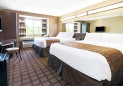 Microtel Inn and Suites by Wyndham Austin Airport - Austin - Slaapkamer