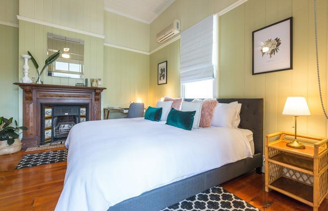 99 Kirkland Bed & Breakfast - Brisbane - Phòng ngủ