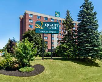 Quality Hotel Centre de Congres - Saint-Jean-sur-Richelieu - Gebouw