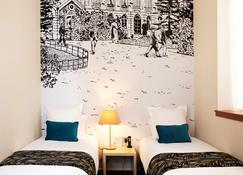貝斯特韋斯特科爾伯特酒店 - 沙托魯 - 沙托魯 - 臥室