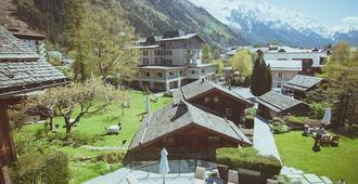 Le Hameau Albert 1er - Chamonix - Außenansicht