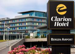 Clarion Hotel Bergen Airport - Bergen - Edificio