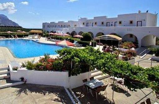 Sunny View Hotel - Kardamena - Rakennus