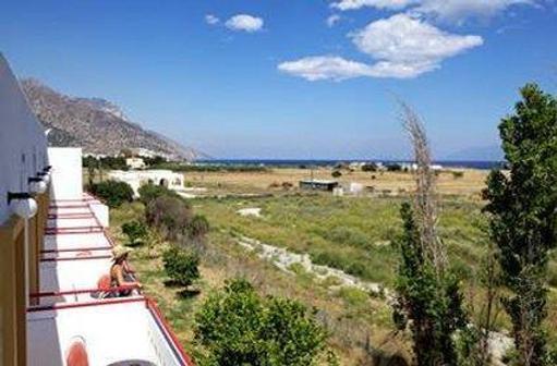 Sunny View Hotel - Kardamena - Outdoor view