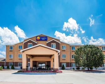 Comfort Inn and Suites Moberly - Moberly - Building