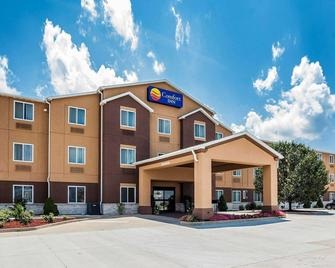 Comfort Inn and Suites Moberly - Moberly - Budova