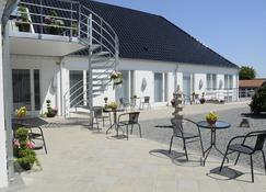CoCo Bed & Breakfast - Esbjerg - Patio