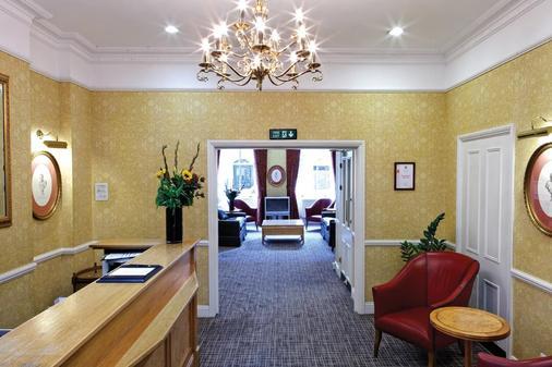 Grange Portland - London - Front desk