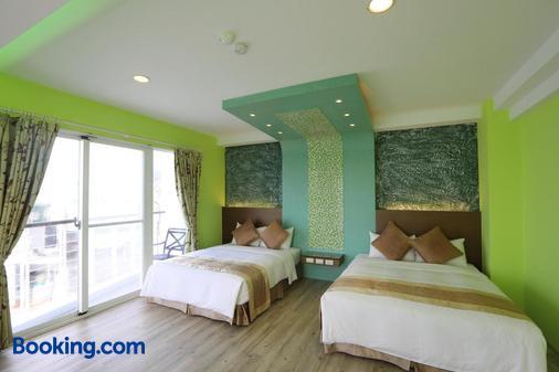 Hang Hai B & B - Hengchun - Phòng ngủ