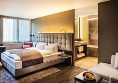Saks Urban Design Hotel Frankfurt - Frankfurt - Makuuhuone
