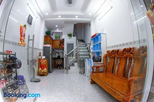 Sơn Thịnh Guesthouse - Ho Chi Minh City - Living room