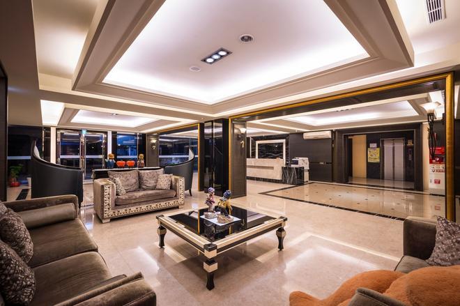 Ren Mei Business Hotel - Taichung - Lobby