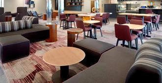 Courtyard by Marriott Houston Intercontinental Airport - Χιούστον - Σαλόνι