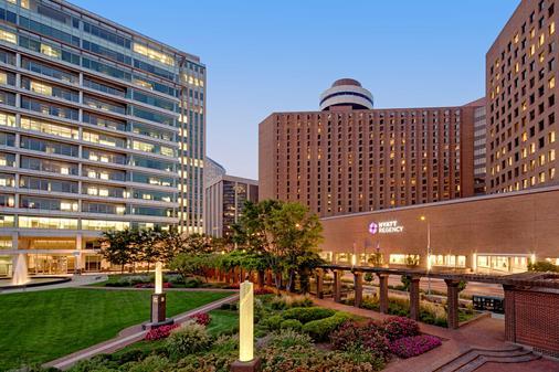 Hyatt Regency Indianapolis - Indianapolis - Toà nhà