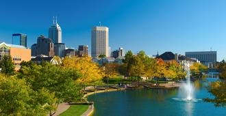 Hyatt Regency Indianapolis - Indianapolis - Outdoor view