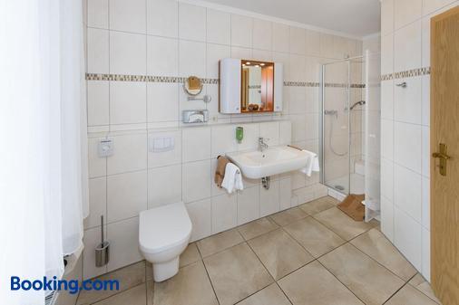 Biohotel Melter - Bad Laer - Bathroom