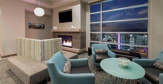 Residence Inn Charlotte City Center - Charlotte - Lounge