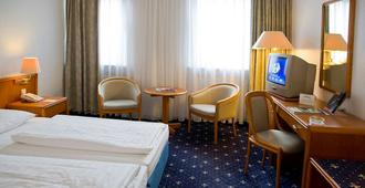 Hotel Excelsior - Central Station - Frankfurt/ Main - Phòng ngủ