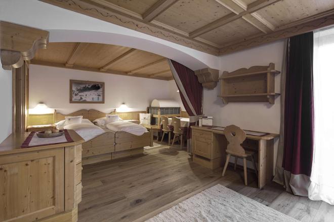 Hotel Tyrol - Selva di Val Gardena - Habitación
